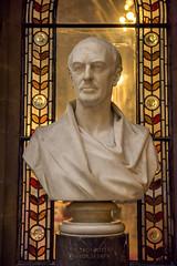 Bust of Sir Thomas Potter
