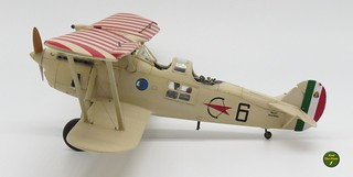 IMAM (Romeo) Ro.37 [1/48] Special Hobby | by Rod The Fixer