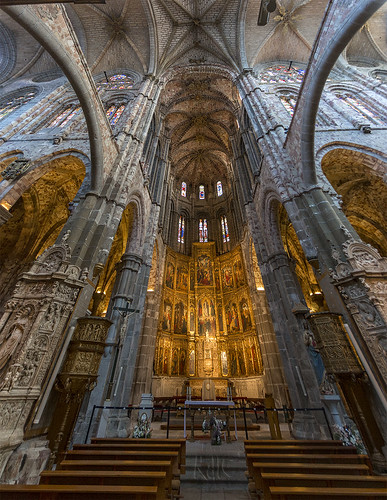 Catedral de Avila | by Zac
