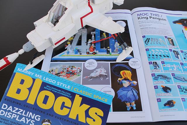 Blocks # 44 - June 2018: the Interceptor lands on Blocks Magazine