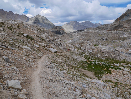 Descending from Muir Pass | by snackronym