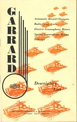 Garrard Descriptive List