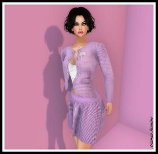 Edina Spring Suit Prism 2 | by ariannajasminesl