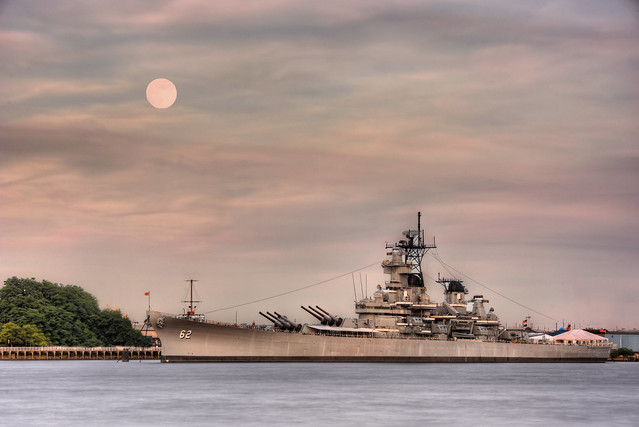 Battleship Moon