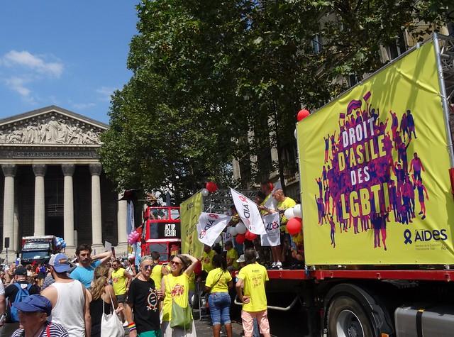Droit d'asile des LGBTI