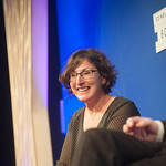 Nina Stibbe   The wildly popular author brings her new book, Paradise Lodge, to the Book Festival © Alan McCredie