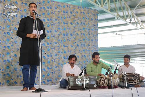 Devotional song by Ajay Bedjor from Tarauri, Haryana