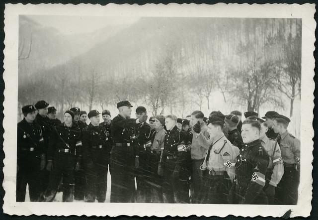 Archiv H269 Führungslager der HJ in Sachsen, 1930er