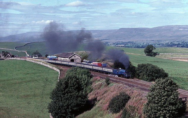 Settle and Carlisle Summer 1982 2