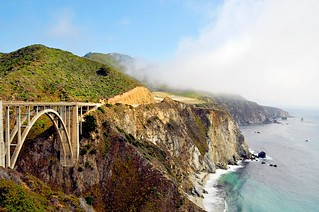 Pacific Coast Highway - Route 1 - California | by faungg's photos