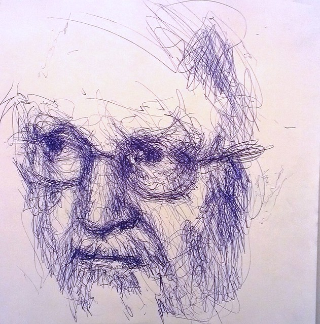 pen portrait KK