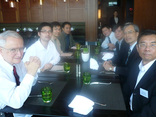 Next Generation Information & Data Security (Hong Kong) - At the Networking Luncheon | by Neoedge Gallery