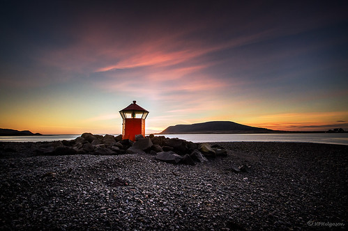 sunset lighthouse iceland viti sólarlag greatphotographers hphson hvalfjarðareyri hvalfjarðarnes