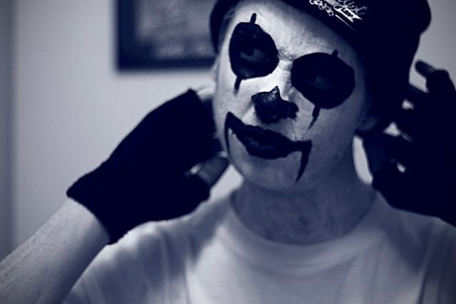 Matt as Joker 2.0