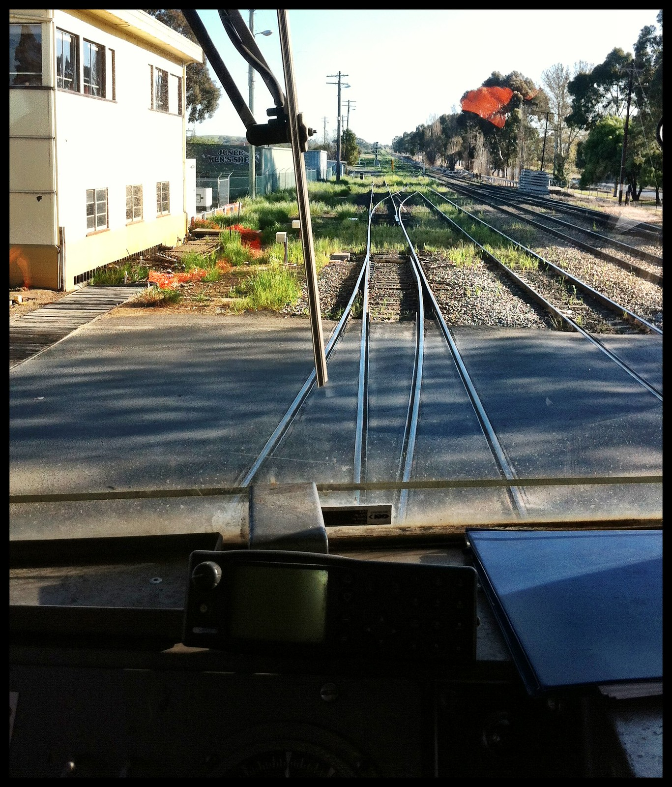 Main South Line Junee by Cutto