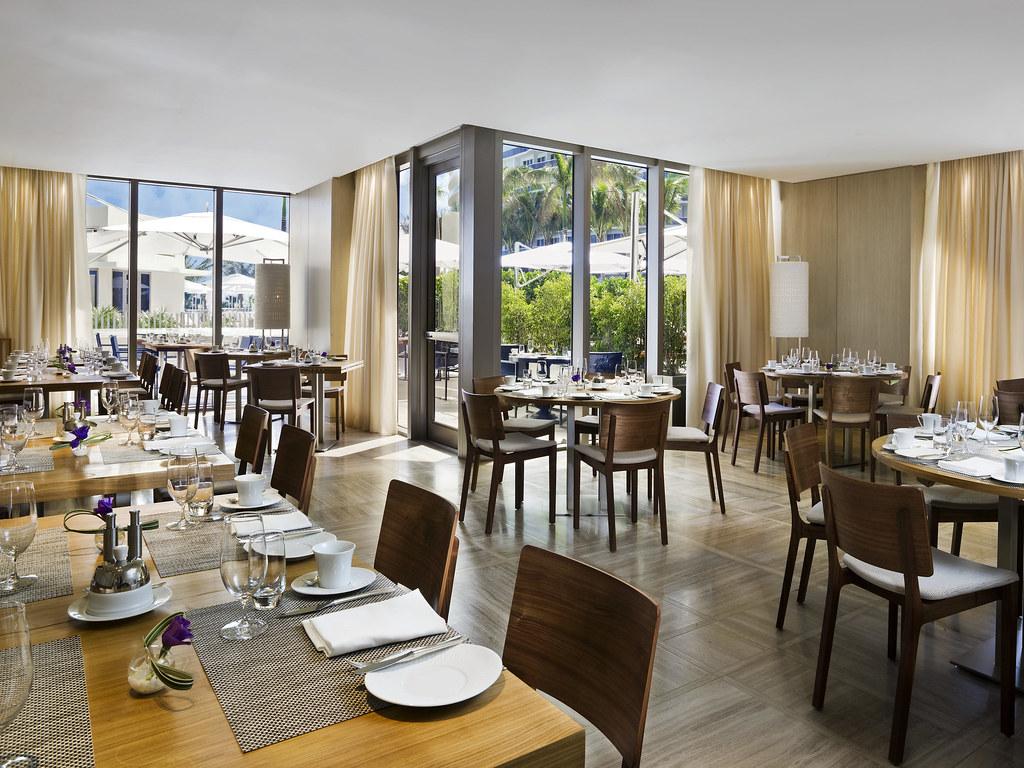 The St Regis Bal Harbour Resort Atlantico Restaurant Flickr