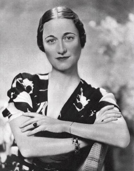 Wallis Simpson in 1936