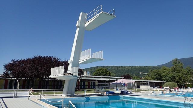 DIVONNE-LES-BAINS (01) - Centre nautique