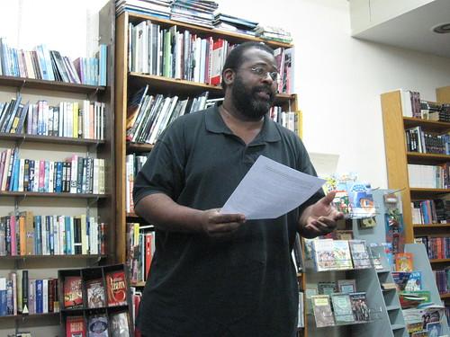 Reader #7 - George Mosley | by shantipoet