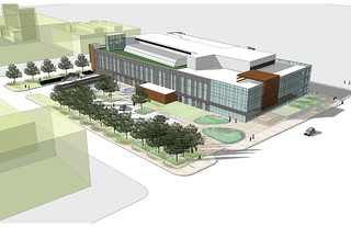 Multidisciplinary Biomedical Research Building   Wayne State