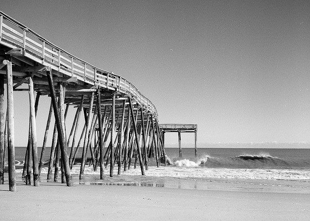 Avon Fishing Pier - Cape Hatteras National Seashore