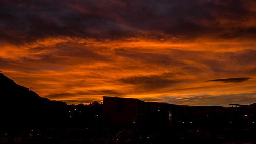 sunrise foehn
