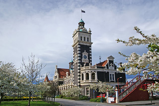 Dunedin Railway Station NZ | by Bernard Spragg
