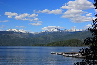 Priest Lake   by countndown