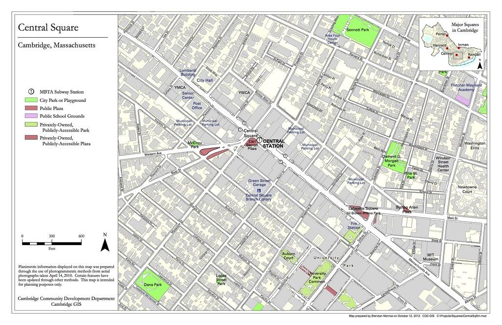 Central Square, Cambridge, MA - DiscoverCentralSquare.com