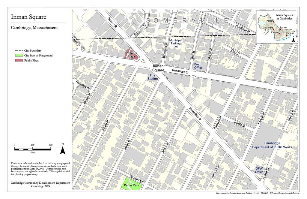 Inman Square, Cambridge, MA - DiscoverInmanSquare.com
