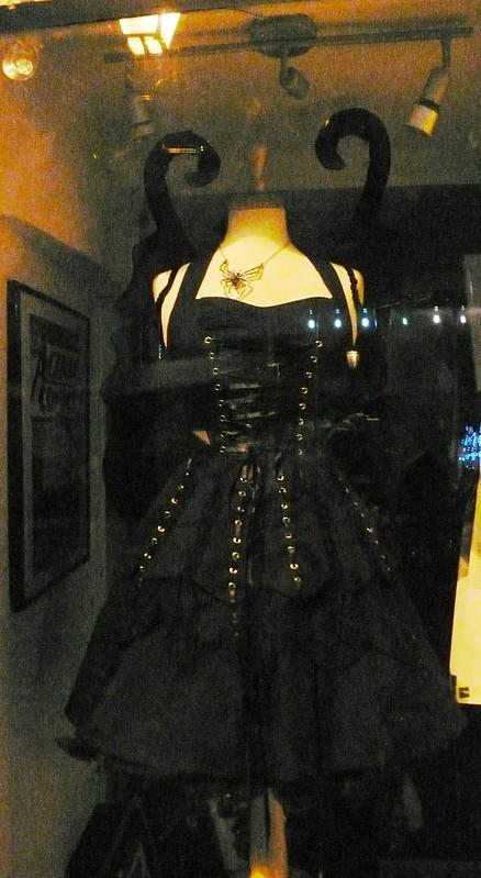 Shop Window, Halloween Dress, Rochester