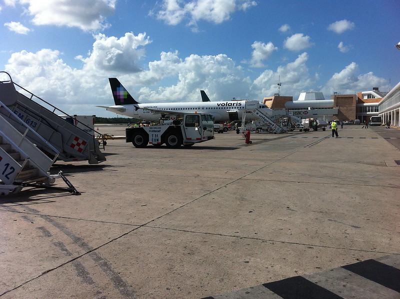 Aeropuerto Cancun