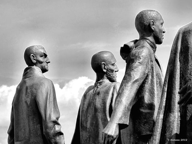 Buchenwald Denkmal von Prof. Fritz Cremer