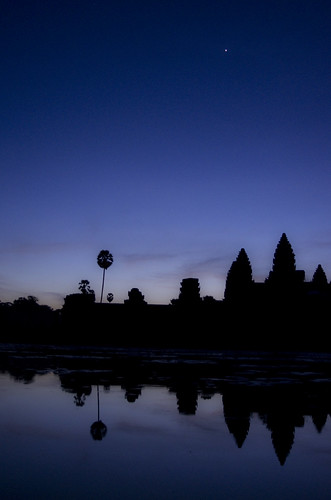 morning sunrise temple cambodia siemreap angkor taprohm 吴哥 ប្រាសាទតាព្រហ្ម pentaxk5