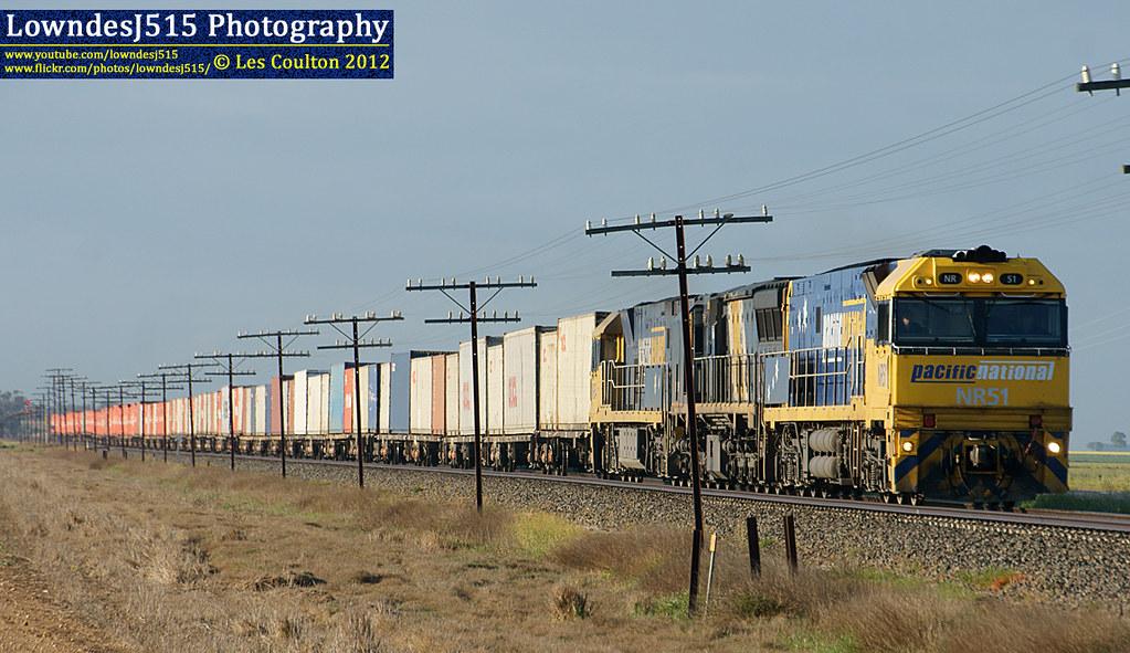 NR51, XRB561 & NR54 at Pimpinio by LowndesJ515