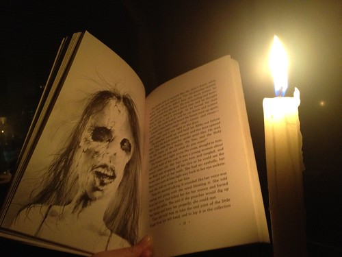 Scary Stories to Tell in the Dark | by littlecabbage