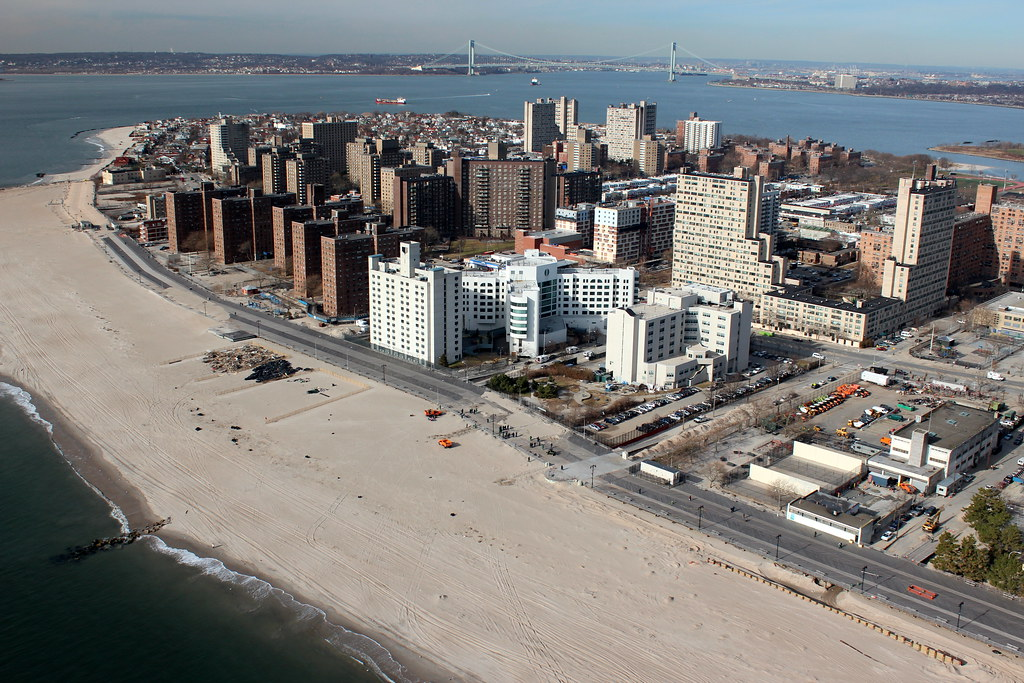 December 6, 2012 Sea Gate, Brooklyn, New York | Damage along… | Flickr