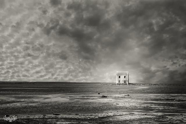 La casa enmedio del mar