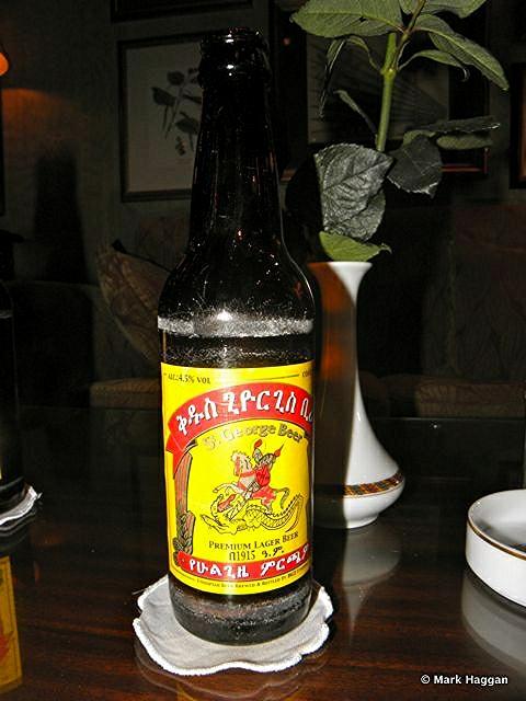 St George's Beer...