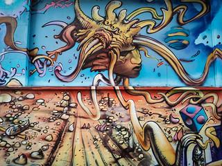Gorgon's Head | by garryknight