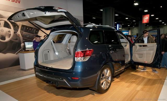 2013 Washington Auto Show - Lower Concourse - Nissan 2