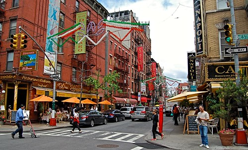 Little Italy, Mulberry Street | by David McSpadden
