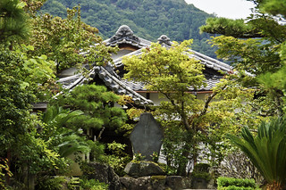 Temple & trees   by jose.jhg