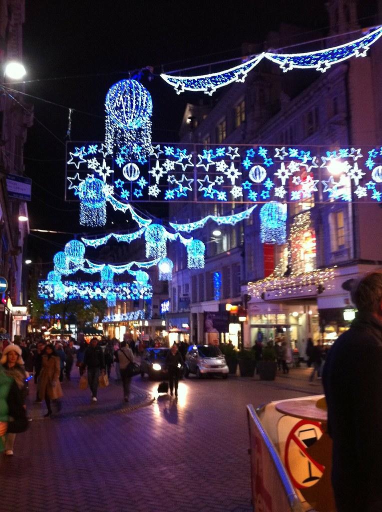Birmingham Christmas Lights.Birmingham Christmas Lights Max Y Mum Flickr