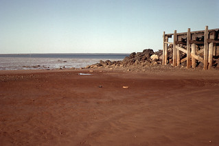 Old Jetty Remnants - Broome Circa 1967?