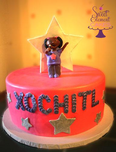 Admirable Rockstar Kid Birthday Cake Sweetelement Com Jen Roberts Funny Birthday Cards Online Kookostrdamsfinfo
