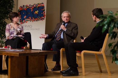 Mario Deaglio all'Università del Dialogo
