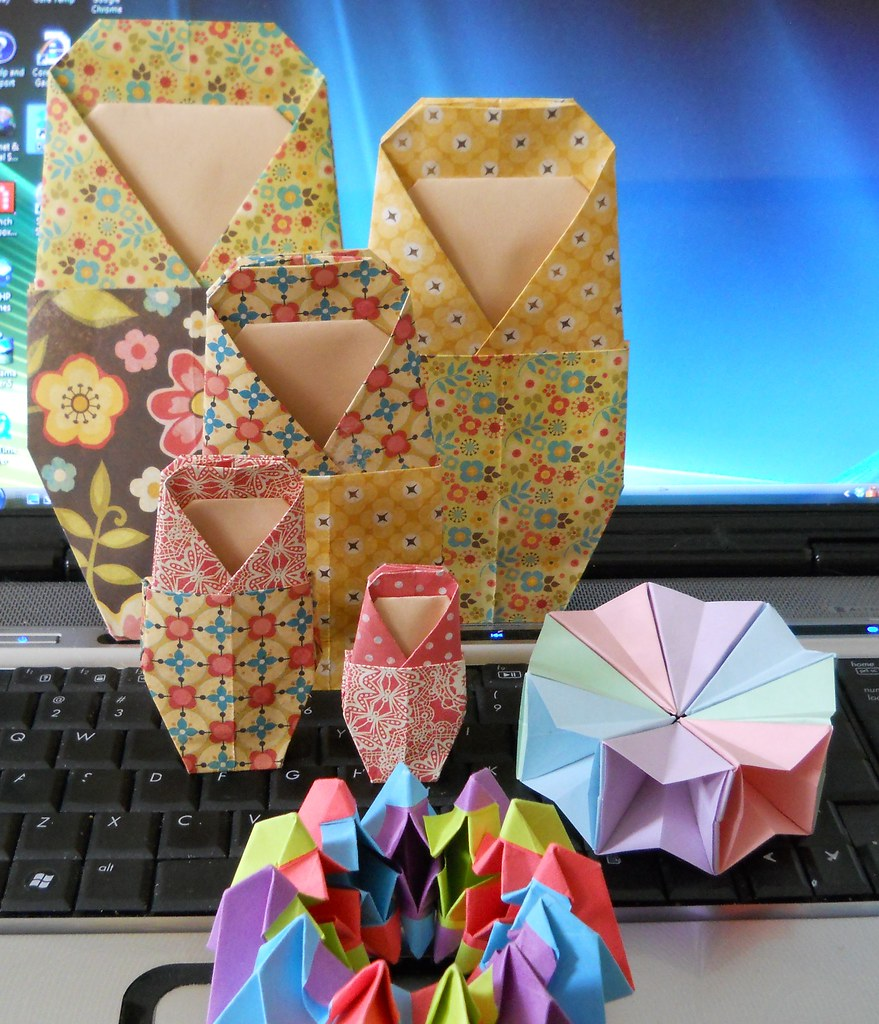 Origami Magic Ball : 7 Steps - Instructables | 1024x879