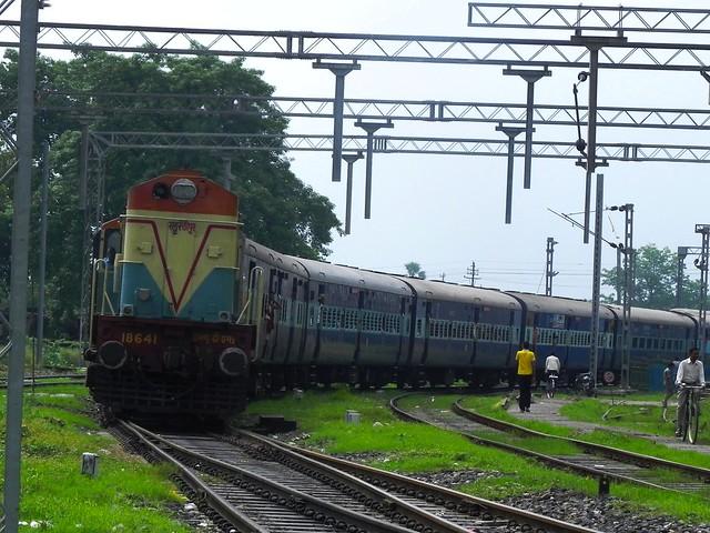 Jaynagar (JYG) Express