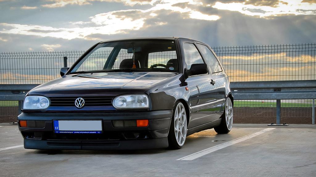 Volkswagen Golf Mkiii Wallpaper Volkswagen Golf Mkiii Wall